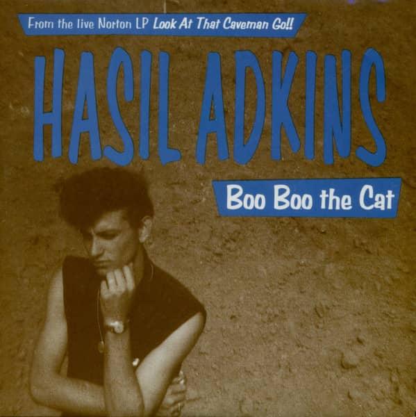 Boo Boo The Cat - Mathilda (7inch, 45rpm, PS)