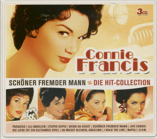 Schöner fremder Mann - Hit Collection (3-CD)