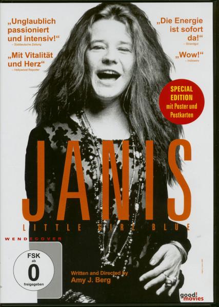 Janis - Little Girl Blue (DVD -OmU)