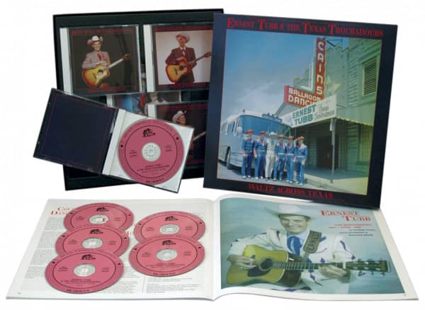 Waltz Across Texas (6-CD Deluxe Box Set)