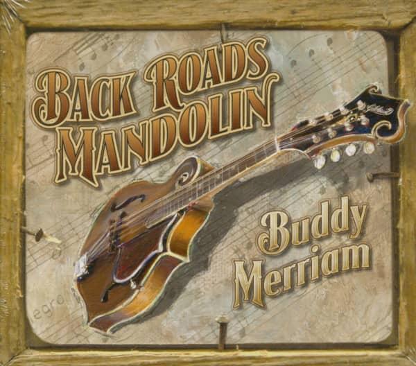 Back Roads Mandolin (CD)