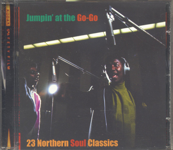 Jumpin' At The Go-Go - 23 Northern Soul Classics (CD)