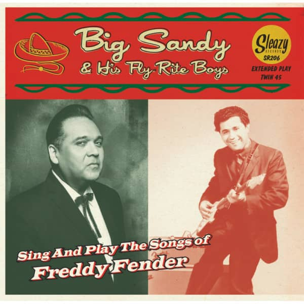 Sing And Play The Songs Of Freddy Fender (2x7inch, 45rpm)