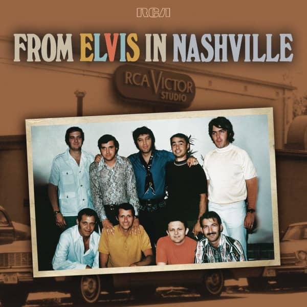 From Elvis In Nashville (4-CD)
