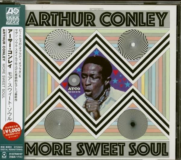 More Sweet Soul (CD, Japan)