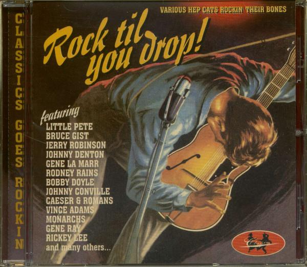 Rock Til You Drop! Vol.1 (CD)
