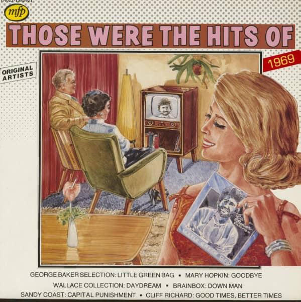 Those Were The Hits Of 1969 (LP)