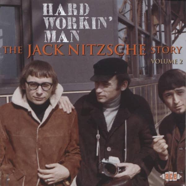 Hard Workin' Man - Jack Nitzsche Story Vol.2