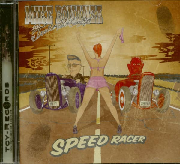 Speed Racer (CD)