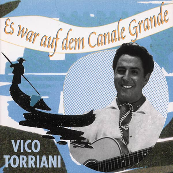 Es war auf dem Canale Grande