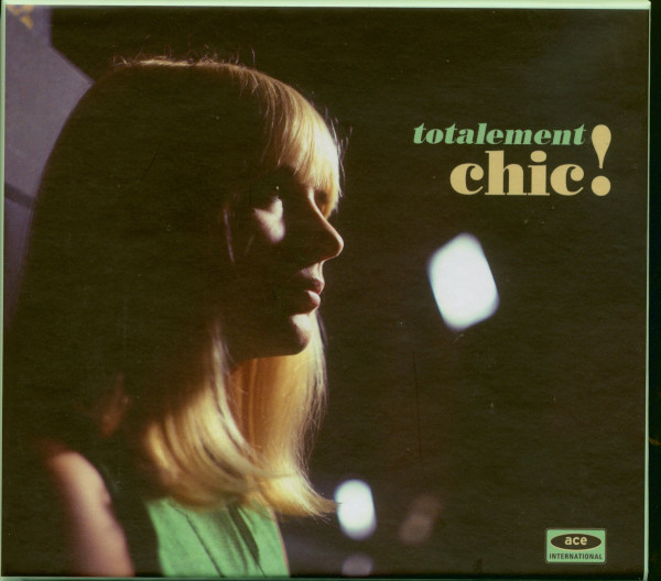 Totalement Chic! - French Girl Singers of the 1960s (3-CD)
