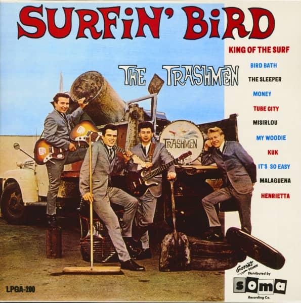 Surfin' Bird (LP)