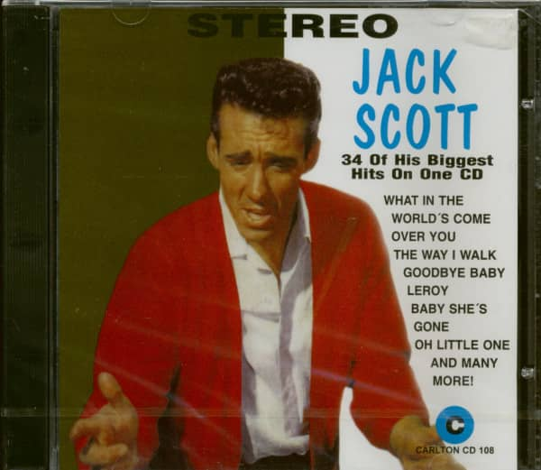 34 Of His Biggest Hits On One (CD)