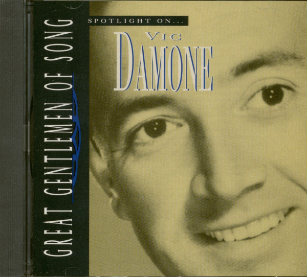 Spotlight On Vic Damone (CD)