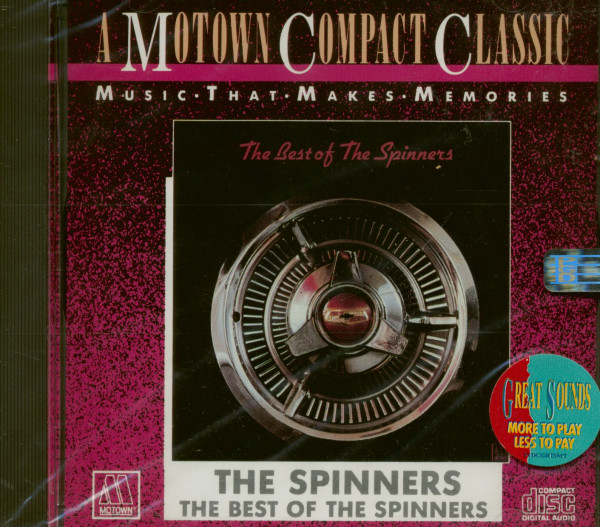 The Best Of The Spinners (CD)