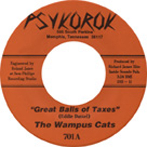 Great Balls Of Taxes - Too Late