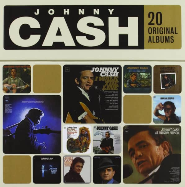 20 Original Albums - The Perfect Collection (20-CD Box)