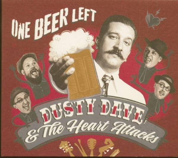 One Beer Left (CD)