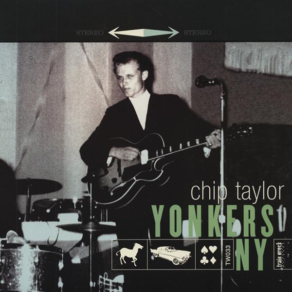 Yonkers NY - 180g Vinyl Gatefold - Klappcover
