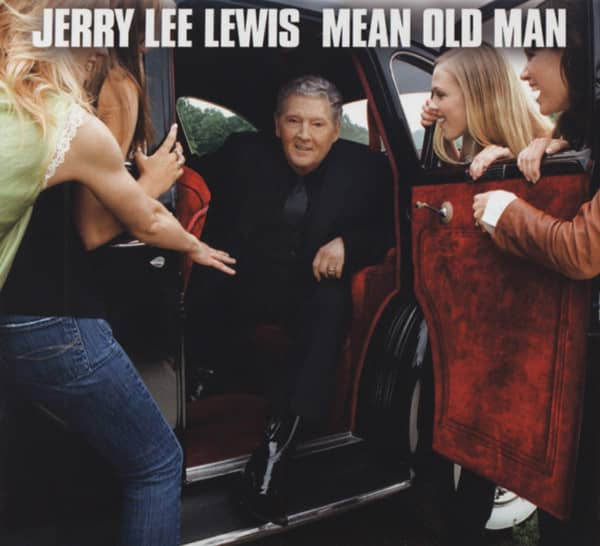 Mean Old Man (CD, Deluxe Edition, US)