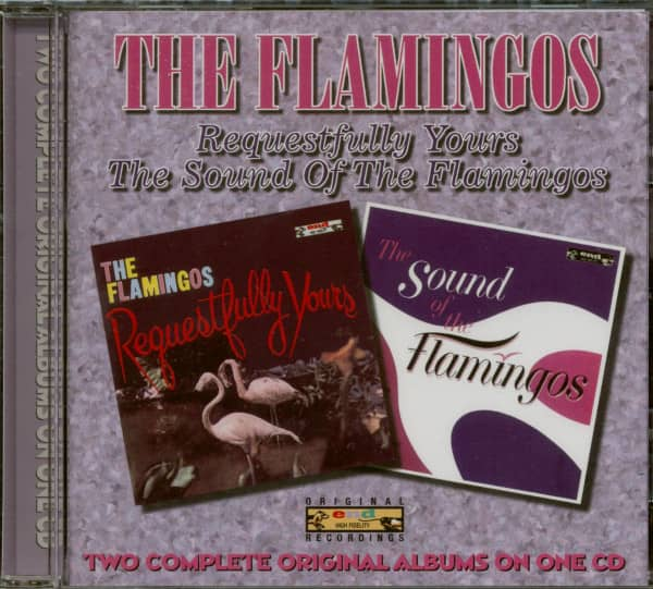 Requestfully Yours - Sound Of The Flamingos (CD)