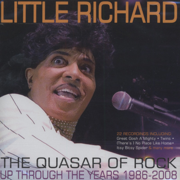 The Quasar Of Rock - Up Through The Years (CD)
