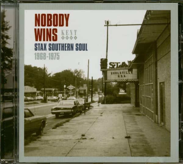 Various Nobody Wins - Stax Southern Soul 1968-1975 (CD)