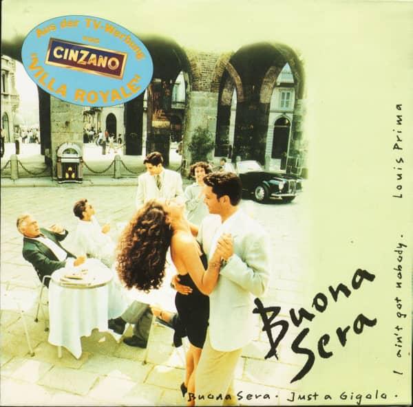 Buona Sera (7inch, 45rpm, PS, Ltd.)