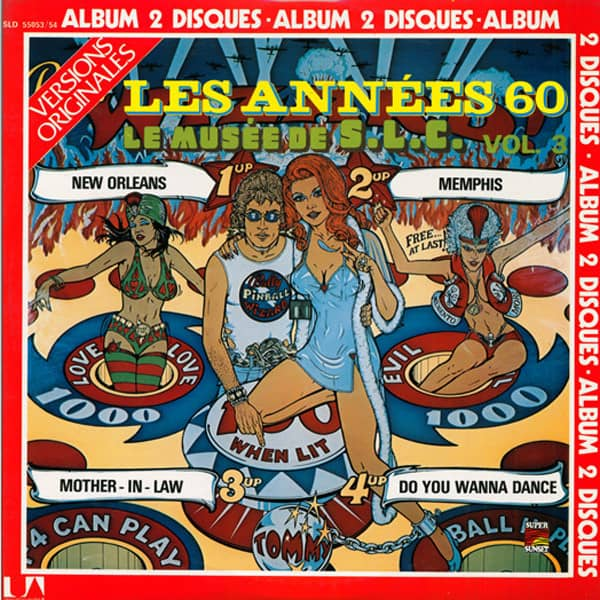 Les Annees 60, Vol. 3 (2-LP)