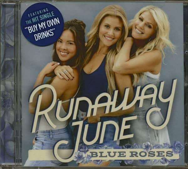 Blue Roses (CD)