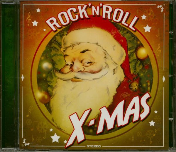 Rock Roll X-Mas (CD)
