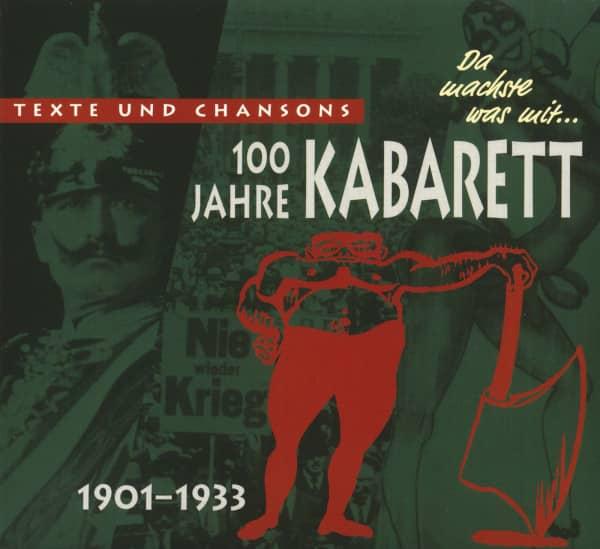 100 Jahre Kabarett Teil 1 (3-CD)