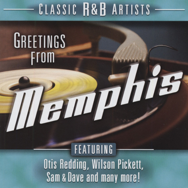 Greetings From Memphis - Classic Artists