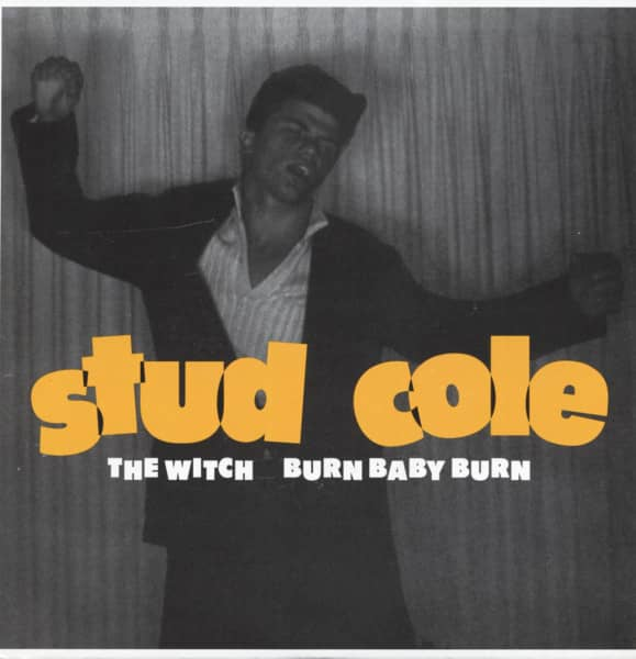 The Witch - Burn Baby Burn 7inch, 45rpm