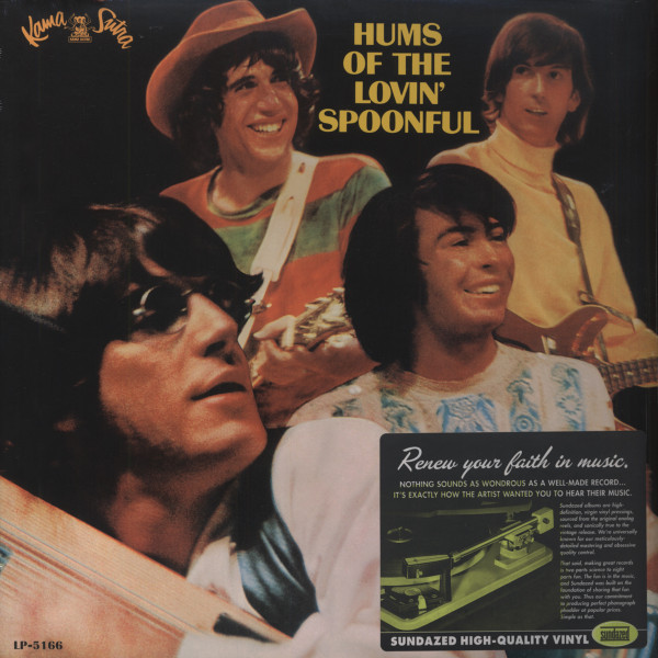 Hums Of The Lovin' Spoonful (LP, 180g Vinyl)