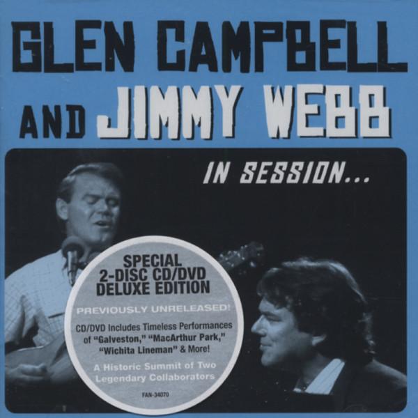 In Session 1988 (CD&DVD)