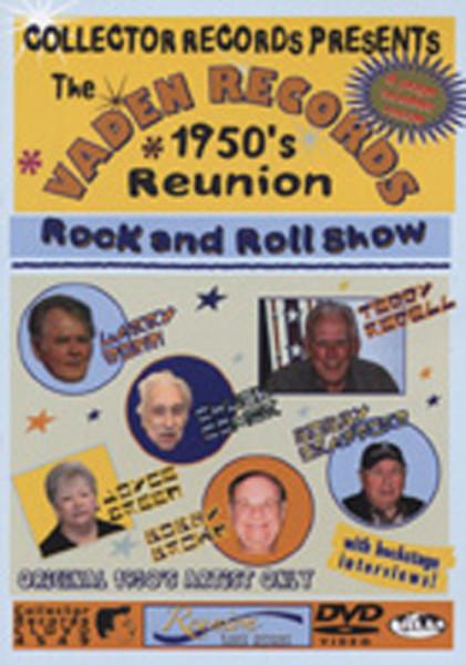 Vaden Records Rock & Roll Reunion Show 2010