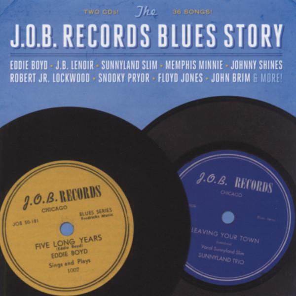 J.O.B. Story (2-CD)