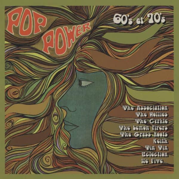 Pop Power 60s & 70s