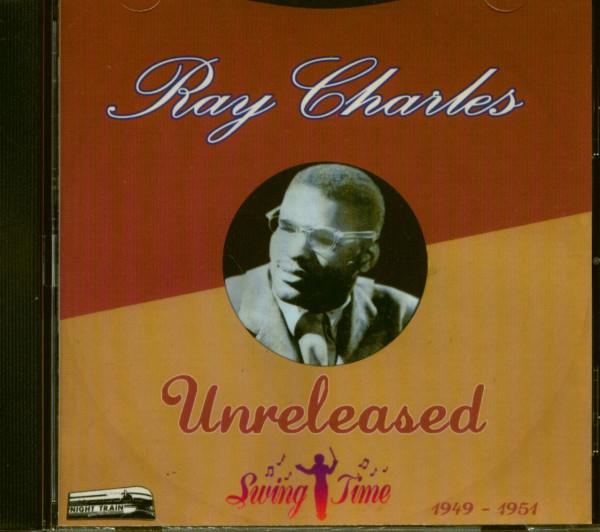Unreleased (CD)