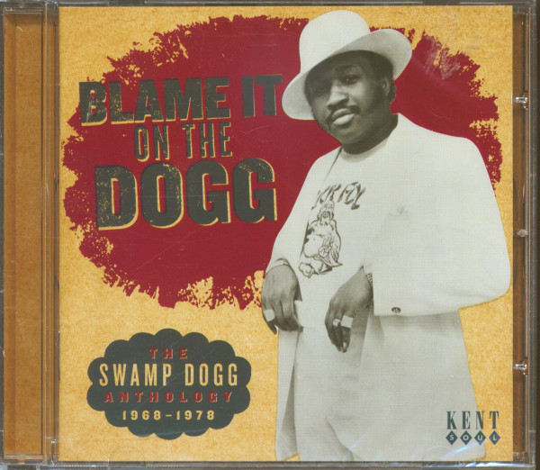 Blame It On The Dogg (CD)