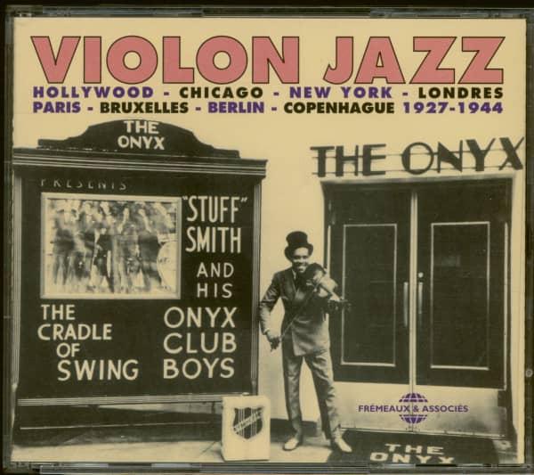 Violon Jazz - 1927-1944 (2-CD)