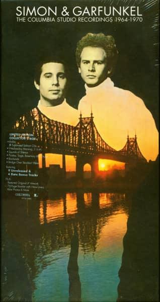 The Columbia Studio Recordings 1964-70 (5-CD Longbox, Ltd.)