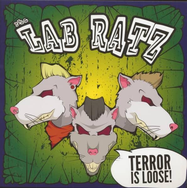 Terror Is Loose! (LP)