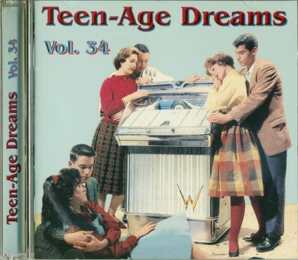 Teen-Age Dreams Vol. 34