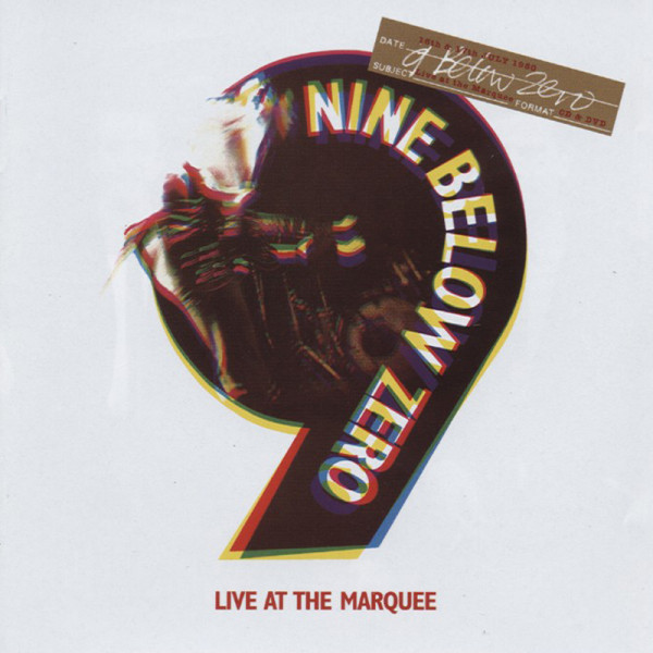 Live At The Marquee (CD-DVD)