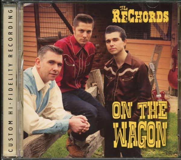 On The Wagon (CD)