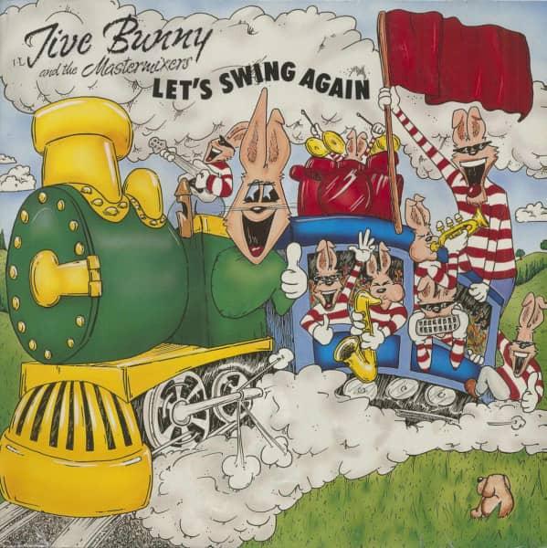 Jive Bunny - The Album (LP)
