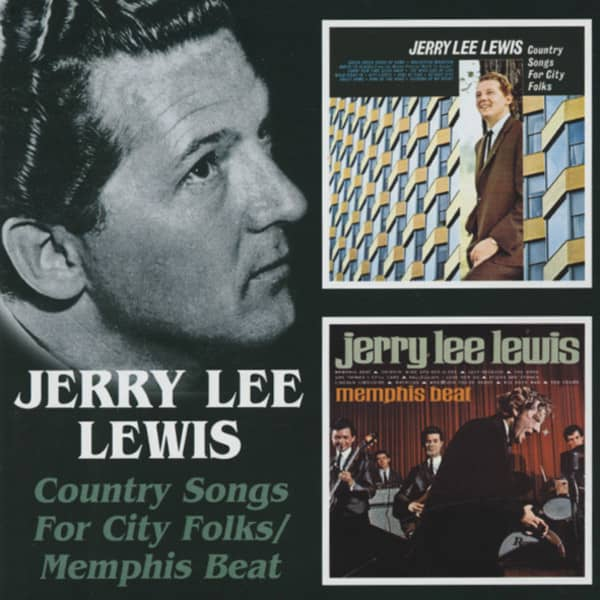 Country Songs For City Folks & Memphis Beat