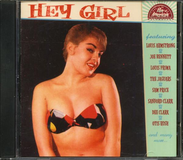 Hey Girl (CD)